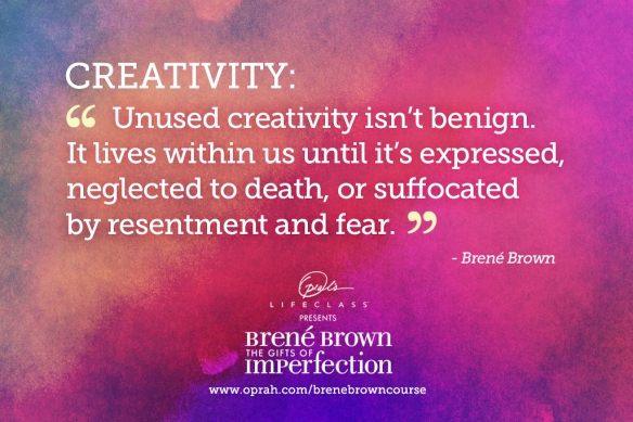 Creativity Lives In All Of Us