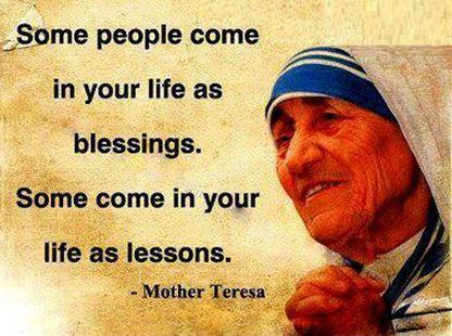 Life Lessons With Mother Theresa
